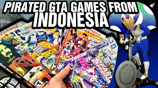[Vinesauce] Joel - Pirated GTA Games From Indonesia ( FULL STREAM )