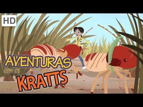 Aventuras com os Kratts Levado por Térmitas