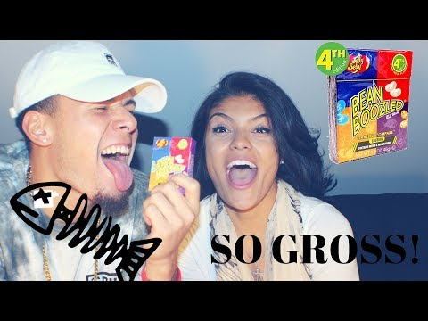 Xxx Mp4 Bean Boozled Challenge 4th Edition Ft Spicy J New Flavors DEAD FISH SPOILED MILK 3gp Sex