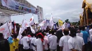 JAYA BAYA dukung WH - ANDIKA PILGUB BANTEN 2017