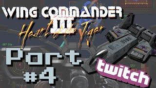 Wing Commander 3 - Part 4: Vagabond, Cobra and 2nd Mission