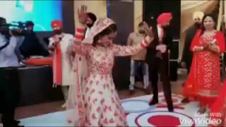 NAYI JAANA | PUNJABI COUPLE | BEST PUNJABI COUPLE DANCE 2017