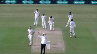 Highlights of Aaron Finch's 110 on his Surrey debut