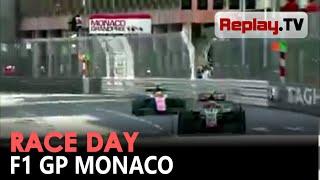 Rio Haryanto vs Romain Grosjean F1 GP Monaco 2016