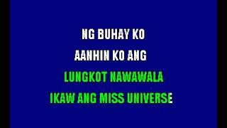 Hotdog   Ikaw Ang Miss Universe Ng Buhay Ko Filipino Karaoke