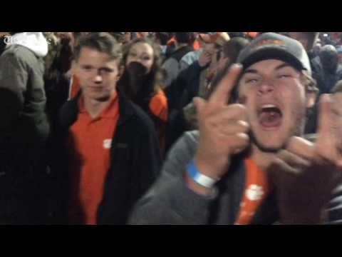 Welcome to the Clemson National Championship dance party