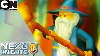 NEXO Knights | Hidden Drone | Cartoon Network