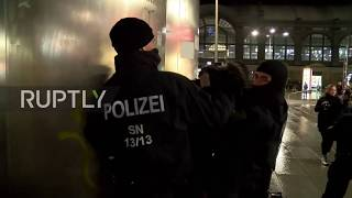 Germany: Far-right NDP demo countered by Antifa