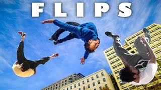 HOW TO START LEARNING FLIPS