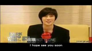 Park Jung Min's English! :D