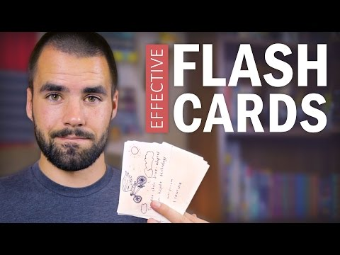 How to Study Effectively with Flash Cards - College Info Geek