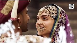 Padmavati Ek Dil Ek Jaan Video Song Deepika Padukone Shahid Kapoor Sanjahd