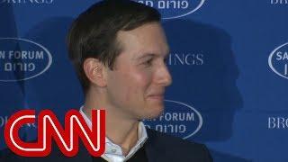 Jared Kushner gets personal