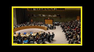 News 24/7 - The United Nations Security Council derides trump jerusalem decided