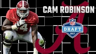 NFL Draft Profile: Cam Robinson
