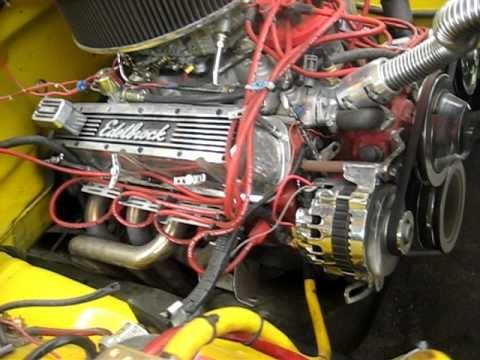 ford 70 arreglada pa carreras con nitro Don bomber cars 04 09 2010