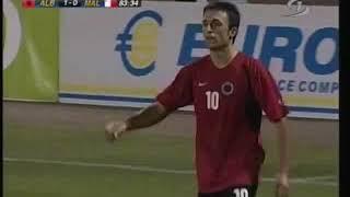QWC 2010 Albania vs. Malta 3-0 (10.09.2008)