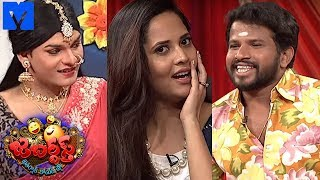 Jabardasth - జబర్దస్త్ - 11th January 2018 - Hyper Aadi, Adhire Abhi, Anasuya, RP