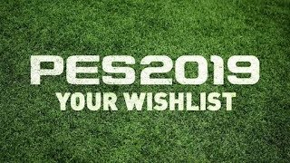 Instant_Replay, Co-op_Matches & My_12_PES 2019 Mobile Wish-List!