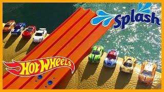 POOL SPLASH RACE TOURNAMENT!!!