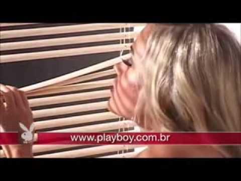 Making off Playboy Aryane abril 2012