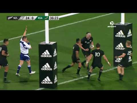 Xxx Mp4 HIGHLIGHTS All Blacks V South Africa First Test 3gp Sex
