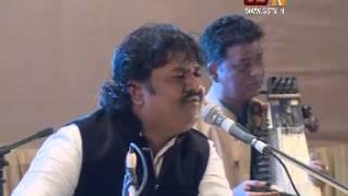 Gujarat Samachar and Samanvay Kavya Sangeet Samaroh 2015 Oaman Mir Performs Live Day 2 PART 2 new Me
