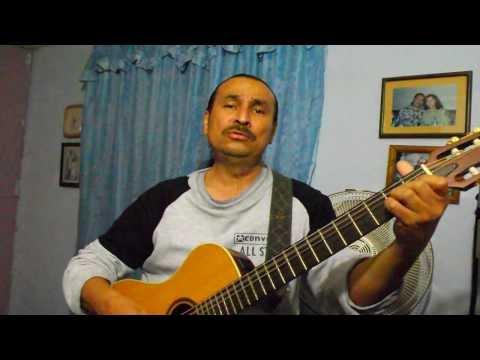 Mi forma de sentir cover por Faustino Castillo Flores