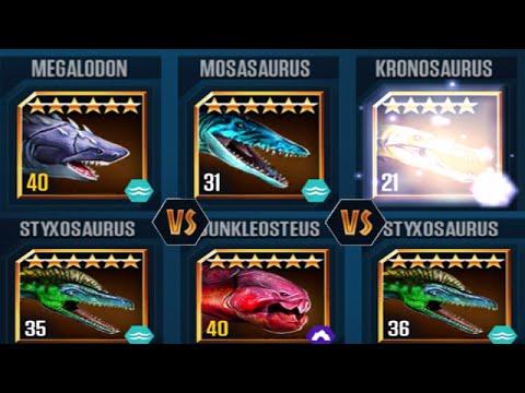 New Hybrid Suchoripterus Jurassic World The Game Playithub