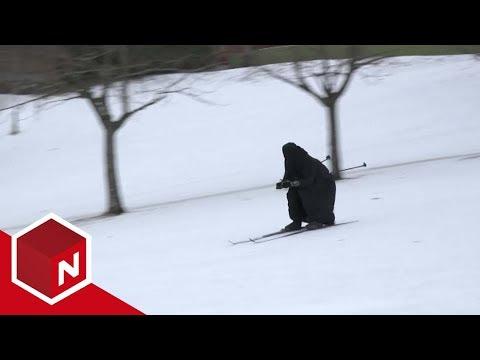 Niqab glattisen | Mandagsklubben | TVNorge