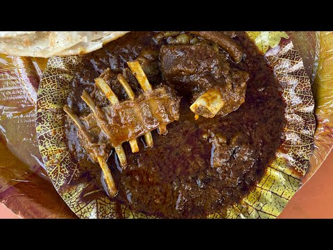 Dhaba Style Mutton Curry   Spicy Desi Style   North India Style