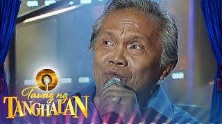 Tawag ng Tanghalan: Roger Sanchez | One More Chance