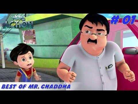 Xxx Mp4 Best Of Mr Chaddha Part 1 Vir The Robot Boy Mixed Gags For Kids WowKidz Action 3gp Sex
