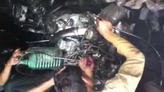Toyota 3C - 2.4 L turbocharged diesel engine