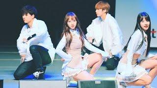 [4k Fancam/직캠] 161026  Y틴 ( MONSTA X(몬스타엑스) X(우주소녀)WJSN (Cosmic Girls)) _ Do Better @KT 청춘해 토크콘서트