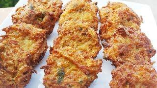 পবিত্র মাহে রমজান উপলক্ষে মজাদার রাইস পাকরা রেসিপি || Ramjan Special Test  Rice Pakora Recipe