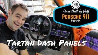 Custom backdate dash - Porsche 911 Classic Car Build Part 44