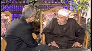 الحلقة الاولي من برنامج خواطر لفضيلة الشيخ محمد متولي الشعراوي