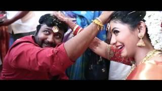 Bobby Simha & Reshmi Menon | Wedding Film HD
