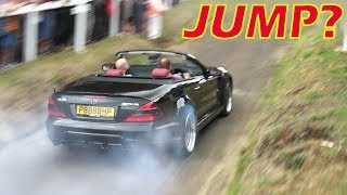 Supercars and Tuner Cars LAUNCHING up a Hill!