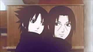 「NARUTO AMV」Itachi & Sasuke - Angel of Darkness
