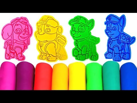 Xxx Mp4 Learn Colors With Play Doh Paw Patrol Molds Surprise Toys Fun For Kids 3gp Sex