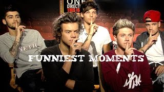 One Direction Funniest Moments 2014 ↑ Part 2