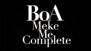 BoA / Meke Me Complete(ドラマ「大奥」主題歌)