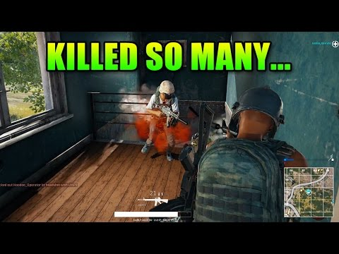 We Killed So Many Of Them PlayerUnkown s Battlegrounds