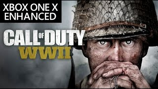 Call of Duty WW2 Pelicula Completa Español | 1080p 60fps
