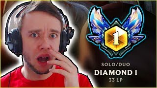 Stuck in Diamond 1 - REDMERCY *DISS TRACK* & DUO WITH RANK 1 XERATH
