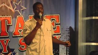 Mixtape Comedy Show   William  Spank  Horton
