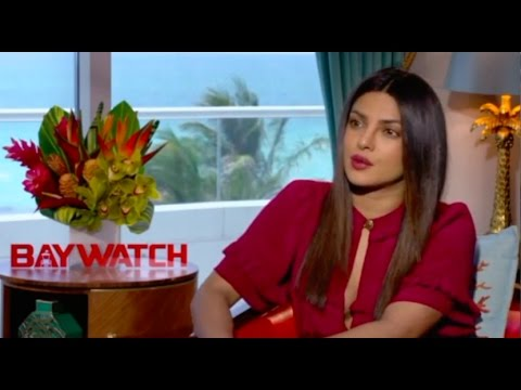 Cast of Baywatch on their favorite beach vacation | Priyanka Chopra