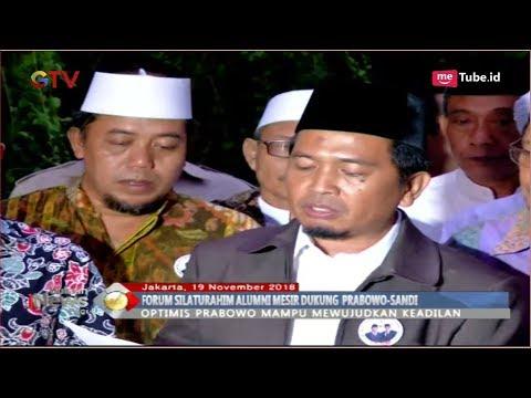 Xxx Mp4 Forum Silaturahmi Alumni Mesir Deklarasikan Dukung Prabowo Sandi BIP 20 11 3gp Sex